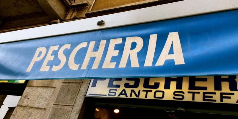 Pescheria santo stefano excusemi for Pescheria arredamento