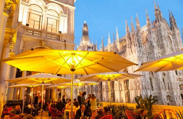 Terrazza Duomo 21 | ExcuseMi
